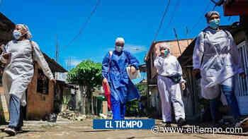 En mayo se disparó la pandemia en Villavicencio - El Tiempo