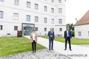 """Dauerausstellung im Schloss Hartheim: """"Ausgrenzung hat in OÖ keinen Platz"""" - meinbezirk.at"""