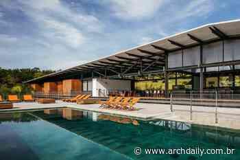 Residência Piracaia / Nitsche Arquitetos - ArchDaily Brasil