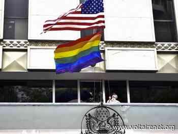 Les États-Unis soutiennent les LGTBQI+ dans le monde, par Antony Blinken - Réseau Voltaire