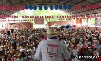 En espinal, comprometen su voto por Todos por Veracruz - NORESTE