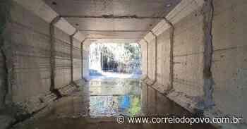 Sapiranga constrói galeria pluvial - Jornal Correio do Povo
