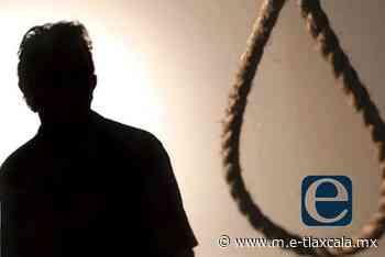 Joven de 15 años se ahorca en el municipio de Tlaxco - e-Tlaxcala Periódico Digital de Tlaxcala
