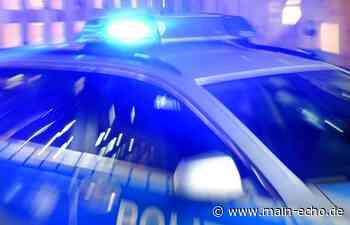 Frau fährt auf geparkten Lastwagen auf - Vier veletzte Personen in Kleinostheim - Main-Echo