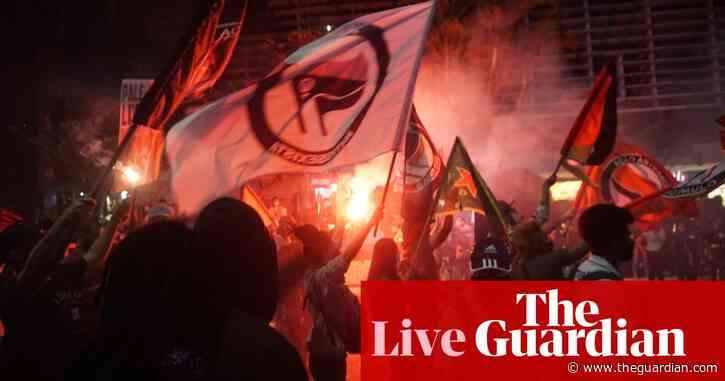 Coronavirus live news: Brazil anger as death toll mounts; Olympics will go ahead – Tokyo chief