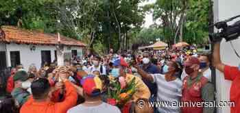 Antorcha Bicentenaria recorre la parroquia Boquerón de Maturín - El Universal (Venezuela)
