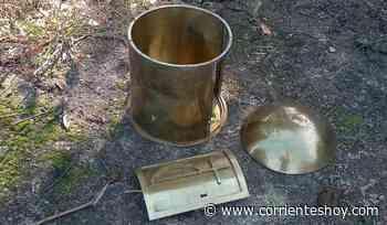 Recuperaron el Sagrario robado de la Capilla Santa Ana - CorrientesHoy.com