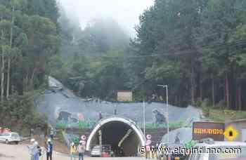 Invías entregó 130 hectáreas al municipio de Calarcá, en compensación por los daños que provocó el túnel de La Línea - El Quindiano S.A.S.