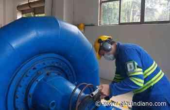 Las PCH de Calarcá generan más de 13 millones de kilovatios de energía por año - El Quindiano S.A.S.