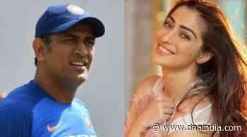 Meet Mahendra Singh Dhoni's ex-girlfriend Raai Laxmi whose photos are going VIRAL on social media - DNA India