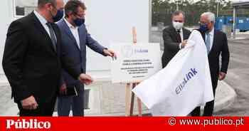 """Sines tem agora """"o maior data center do Sul da Europa e outros vêm a caminho"""", diz Costa - PÚBLICO"""
