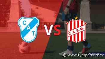 Temperley recibirá a San Martín (T) por la Zona A - Fecha 13 - TyC Sports