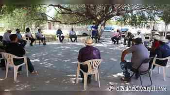 Exigen al alcalde de Huatabampo pague el predial - Diario del Yaqui