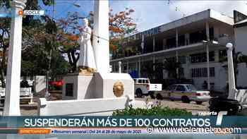 Alcaldía de Penonomé suspende renovación de contratos por falta de presupuesto - Telemetro