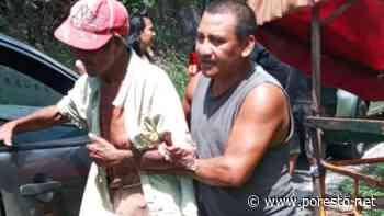 Encuentran adulto mayor extraviado en carretera de Ciudad del Carmen - PorEsto
