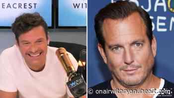 Will Arnett Jokes Podcast Is Opportunity to Rip on Jason Bateman   On Air with Ryan Seacrest   Ryan Seacrest - On Air With Ryan Seacrest