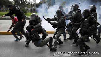 Aumentan detenciones arbitrarias en Facatativá – Contagio Radio - Contagio Radio