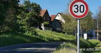 Holzgerlingen: Jetzt fast eine einzige 30er-Zone - Sindelfinger Zeitung / Böblinger Zeitung
