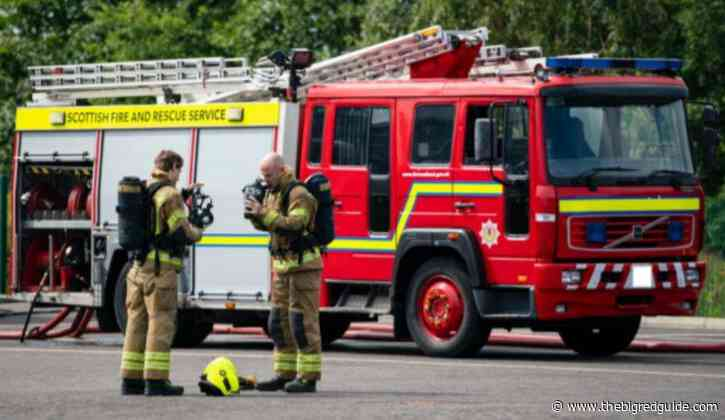 MSA Bristol Secures Major Contract With Scottish Fire And Rescue Service