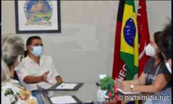 Prefeito se reúne com conselheiros tutelares da cidade de Guarabira eleitos no ultimo pleito de 2019 - PortalMidia