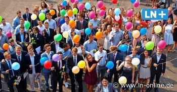 Bad Schwartau/ Stockelsdorf: So laufen die Abschlussfeiern der Schulen - Lübecker Nachrichten