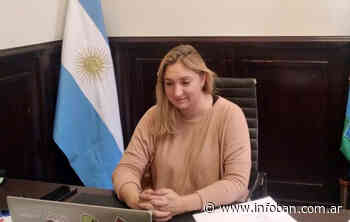 "Aldana Ahumada: ""Es fundamental que se trate el proyecto de linea gratuita de salud mental"" - InfoBan"