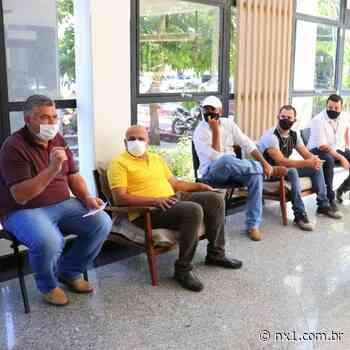 Adilson chama representantes de Pontal e Aragarças e alinham medidas na luta contra Covid - NX1