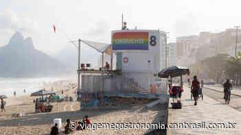Do Leme ao Pontal: orla carioca recebe painéis em celebração ao mês do Orgulho LGBTQIA+ - Viagem e Gastronomia