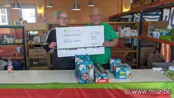 Corona und Tiere: Freibeuter e.V. aus Rathenow sammelte für in Not geratene Tiertafel Havelland - moz.de