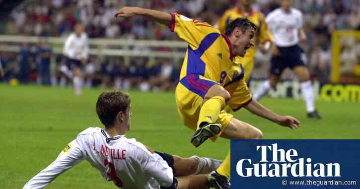 England v Romania memories, baseball bungling and flying stumps | Classic YouTube