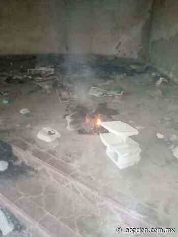 Incendio en templo santo tomás fue consecuencia del abandono - La Opcion