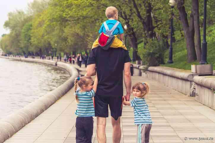 Der Männer-Coach: Das brauchen Kinder von ihren Vätern!