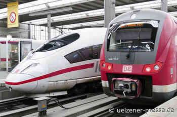 Die Deutsche Bahn informiert über den Ausbau der Strecke Uelzen—Stendal - Uelzener Presse
