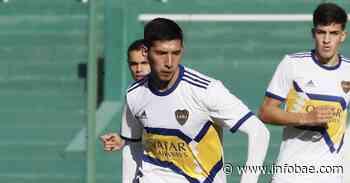 El caño de un juvenil de Boca en la final de Reserva ante Sarmiento que hizo recordar al de Juan Román Riquelme a Mario Yepes - infobae