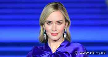 Emily Blunt describes 'pain' of being separated from her parents during the pandemic - OK! magazine