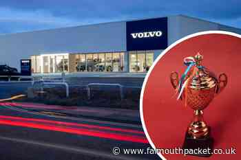 Truro Motor Company announced as best in South West - Falmouth Packet