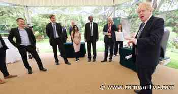 Prime Minister Boris Johnson invites Truro publicans to No 10 - Cornwall Live