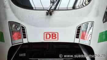 Bahn-Fernverkehr zwischen Bielefeld und Hannover läuft - Süddeutsche Zeitung