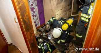 Schnell am Einsatzort: Überzeugende Bilanz der Feuerwehr Porta - Mindener Tageblatt