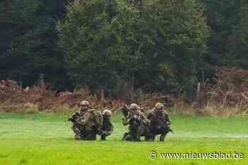 Militaire oefeningen op 4, 11 en 18 juni