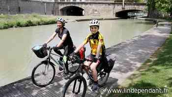 Carcassonne : Axel et sa maman vont pédaler de La Rochelle à Hendaye pour les enfants hospitalisés - L'Indépendant