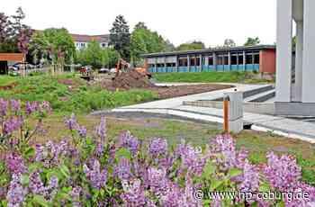 Ebern - Grüne Wohlfühloase statt graues Klassenzimmer - Neue Presse Coburg