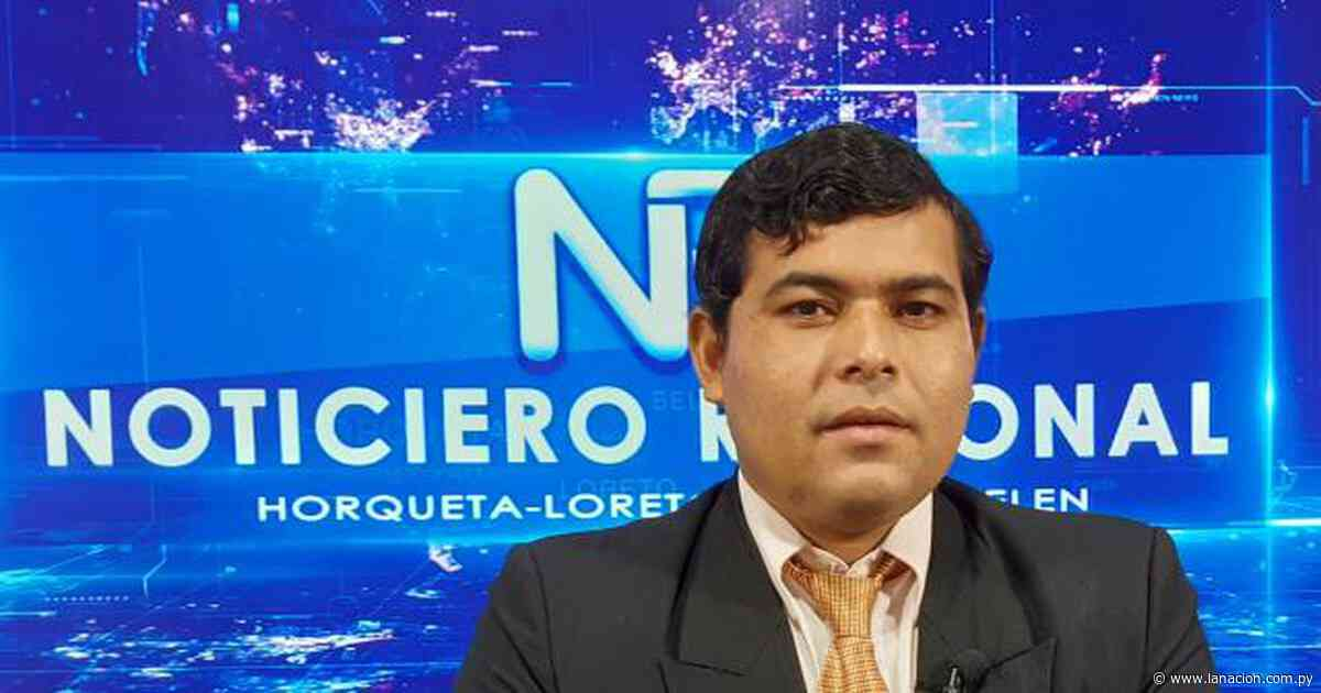 Fallece Rafael Escobar, comunicador de TV Horqueta, por COVID-19 - La Nación