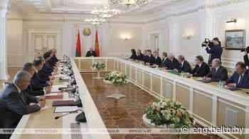 Lukashenko unveils details of Sochi talks with Putin - Belarus News (BelTA)