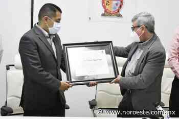 Reconoce Salud en Sinaloa la labor de Luis Rafael López Ocaña; asume nuevo cargo - Noroeste