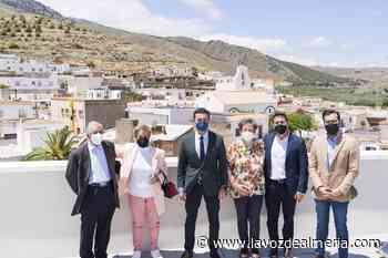 Las Tres Villas: Garantizarán el agua reparando el pozo de Ocaña y Doña María - La Voz de Almería