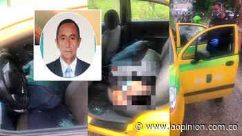 En Ocaña mataron a taxista y su pasajero | Noticias de Norte de Santander, Colombia y el mundo - La Opinión Cúcuta