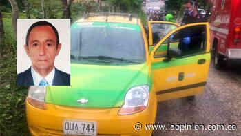 Asesinan a dos personas dentro de un taxi en Ocaña | Noticias de Norte de Santander, Colombia y el mundo - La Opinión Cúcuta