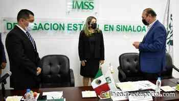 ¡Hay cambios en la delegación del IMSS Sinaloa! Se va López Ocaña y llega Tania Medina - LINEA DIRECTA