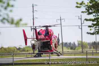 Winkler-Morden COVID-19 ward doctor reflects on heavy weight of pandemic weekend - Winnipeg Free Press